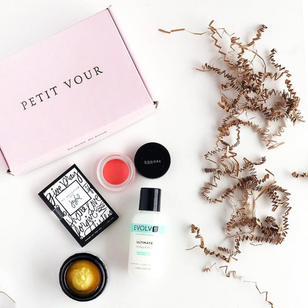 Petit Vour Beauty Box