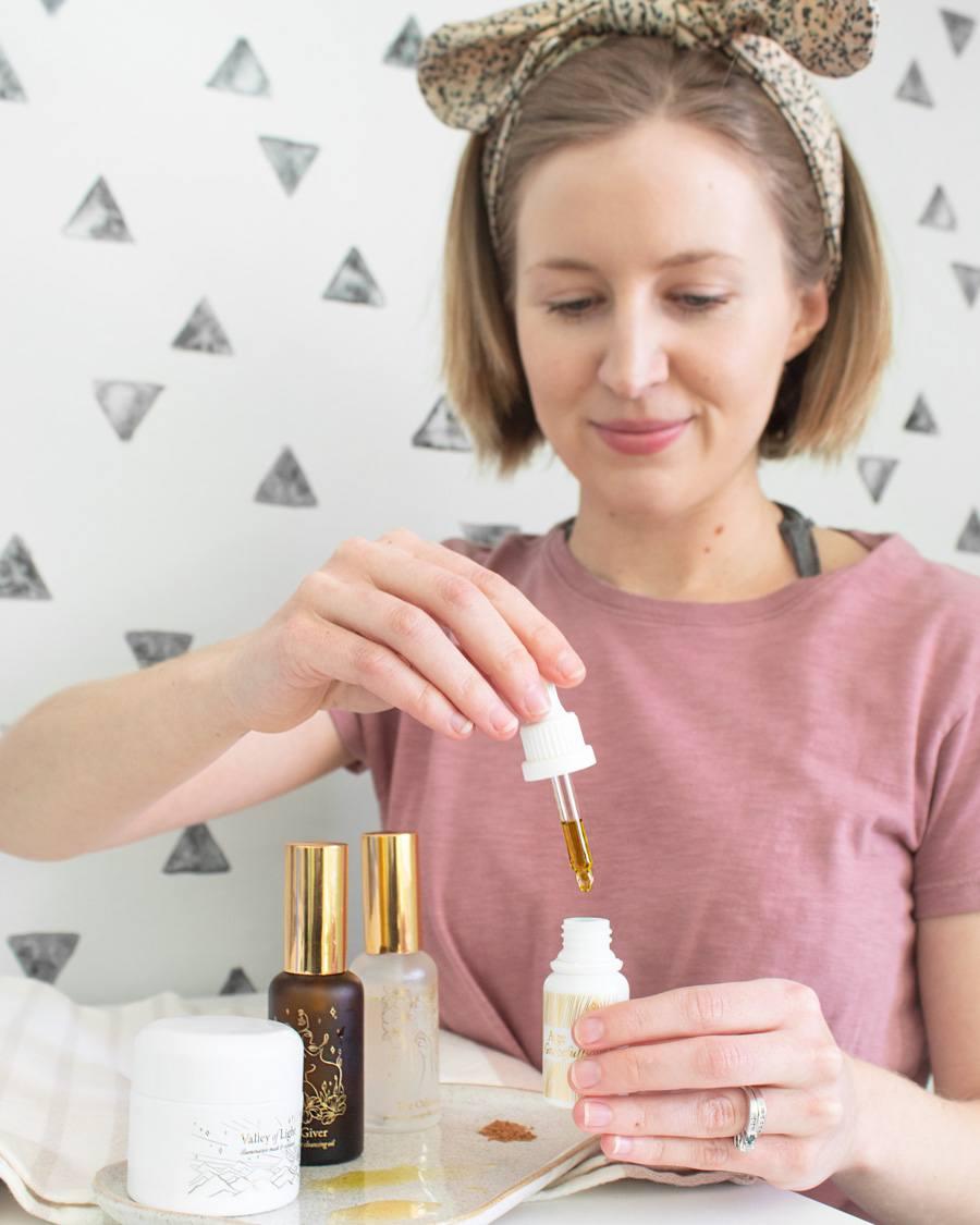 Wabi-Sabi Botanicals Essential Oil Free Skincare