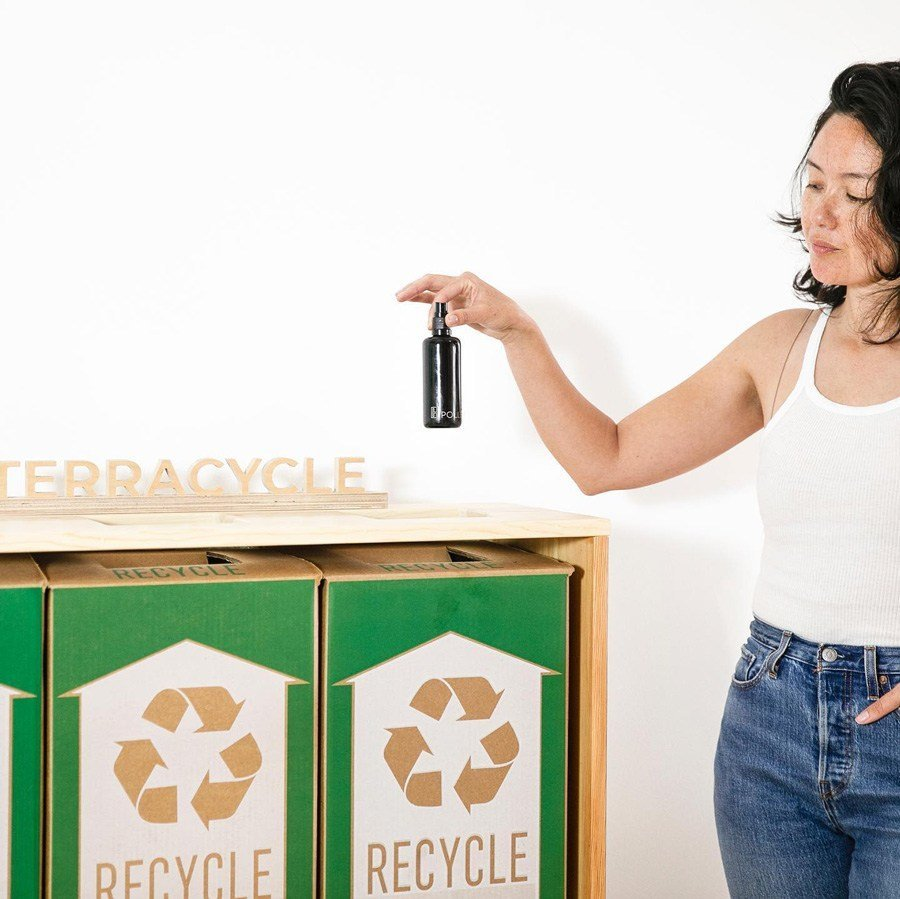 TerraCycle at Beauty Heroes