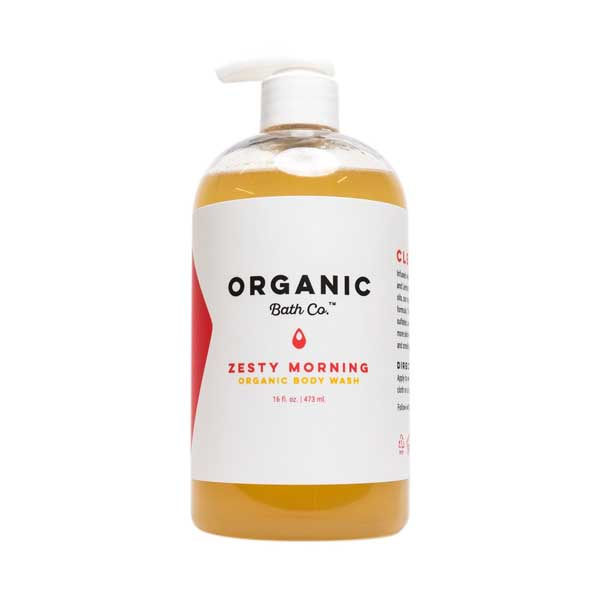 Organic Bath Co. Body Wash