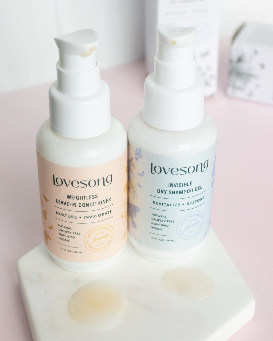 Lovesong Beauty Natural Hair Products