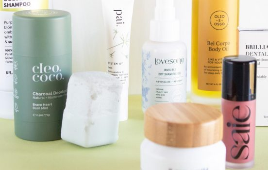Spring Flings: 8 Natural Beauty Products I'm Loving Lately