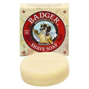 Badger Organic Shaving Soap