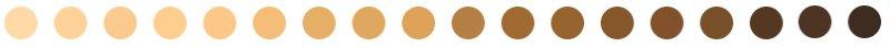 BeautyCounter Skin Twin Featherweight Foundation Swatches