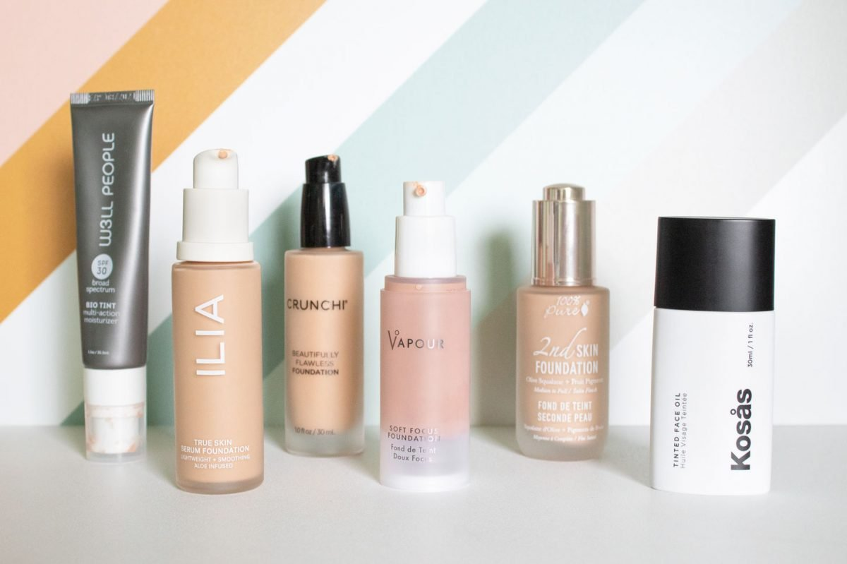 Best Clean Beauty Foundations Ever! Top 10