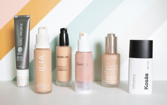 The 10 Absolute BEST Clean Beauty Foundations (According to My Readers!)