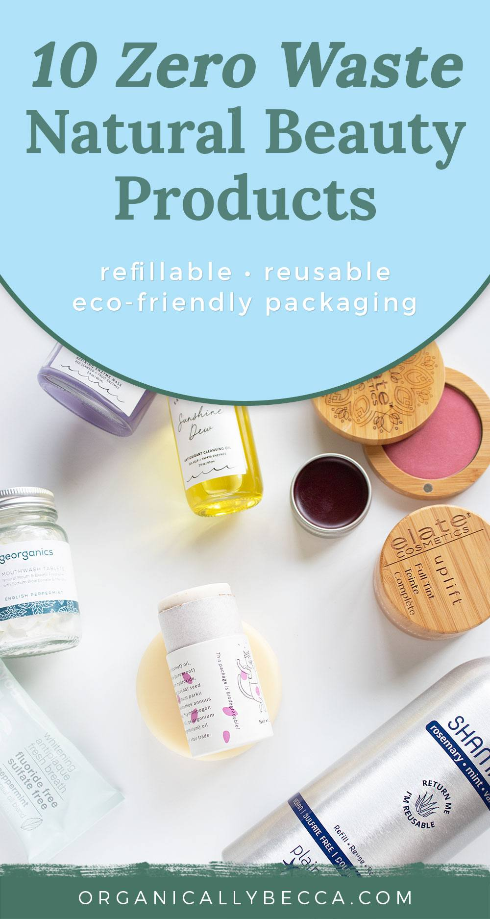 EarthHero Zero Waste Beauty | Pin me on Pinterest!