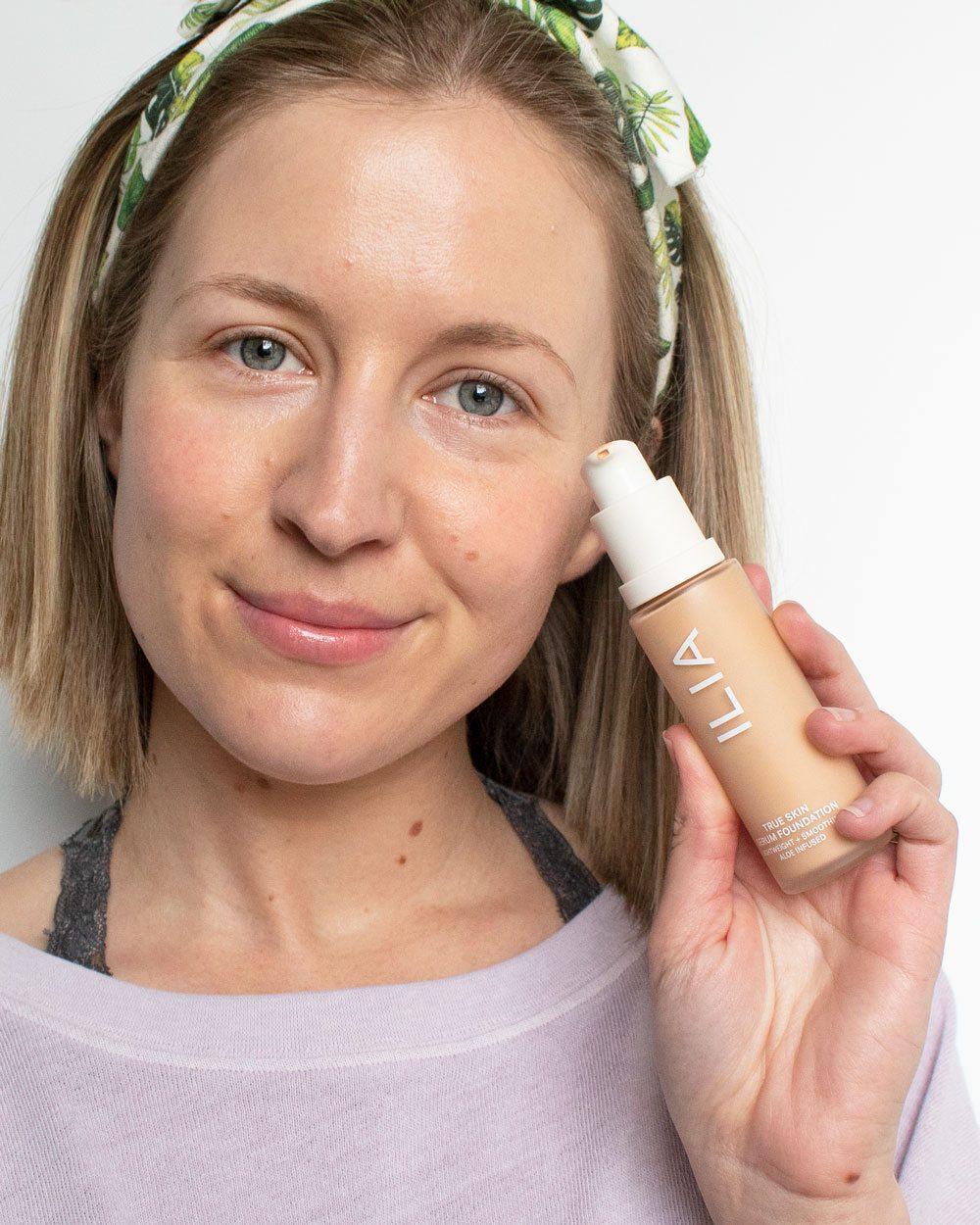 Ilia True Skin Serum Foundation Texel SF3