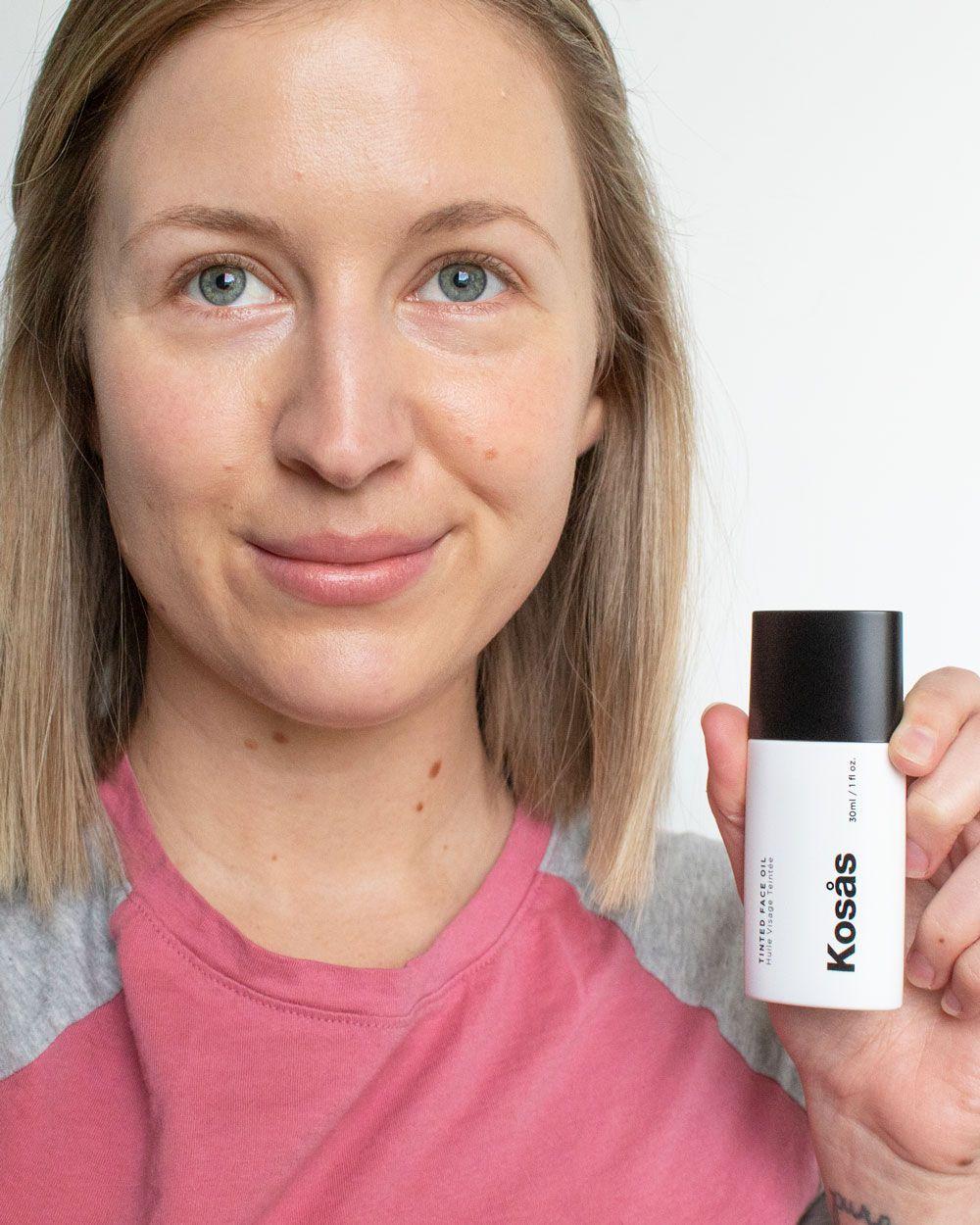 Kosas Tinted Face Oil Shade 3.5