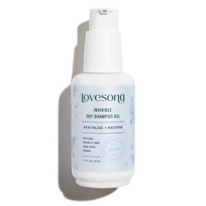 Lovesong Invisible Dry Shampoo Gel