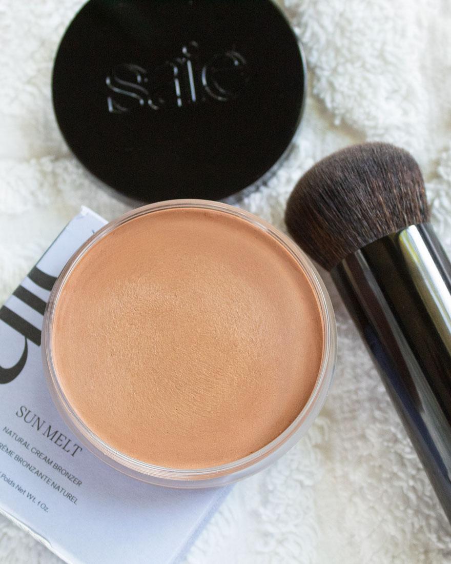 Saie Beauty Sun Melt Cream Balm Bronzer