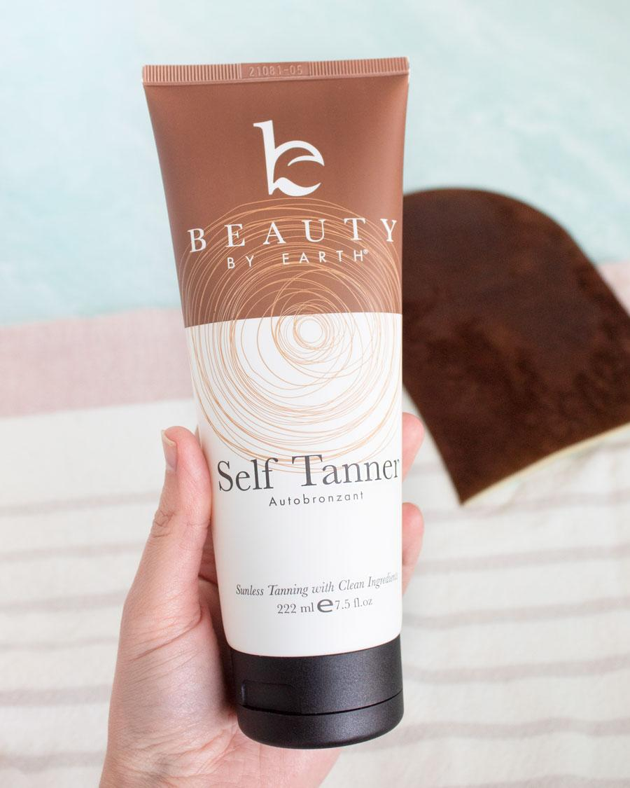 Beauty by Earth Organic Sunless Tanning Lotion