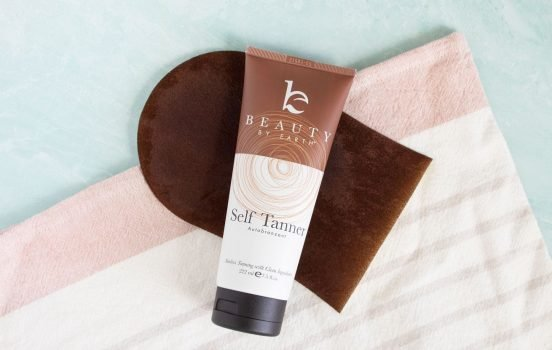 Sunshine in a Bottle: Beauty by Earth Organic Self Tanning Lotion Review