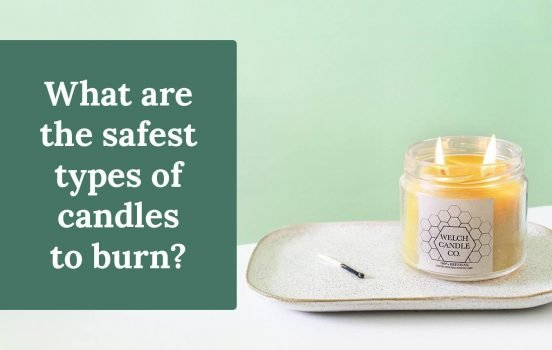 Clean & Non-Toxic Candles: Everything You Need to Know & The Safest Types to Use