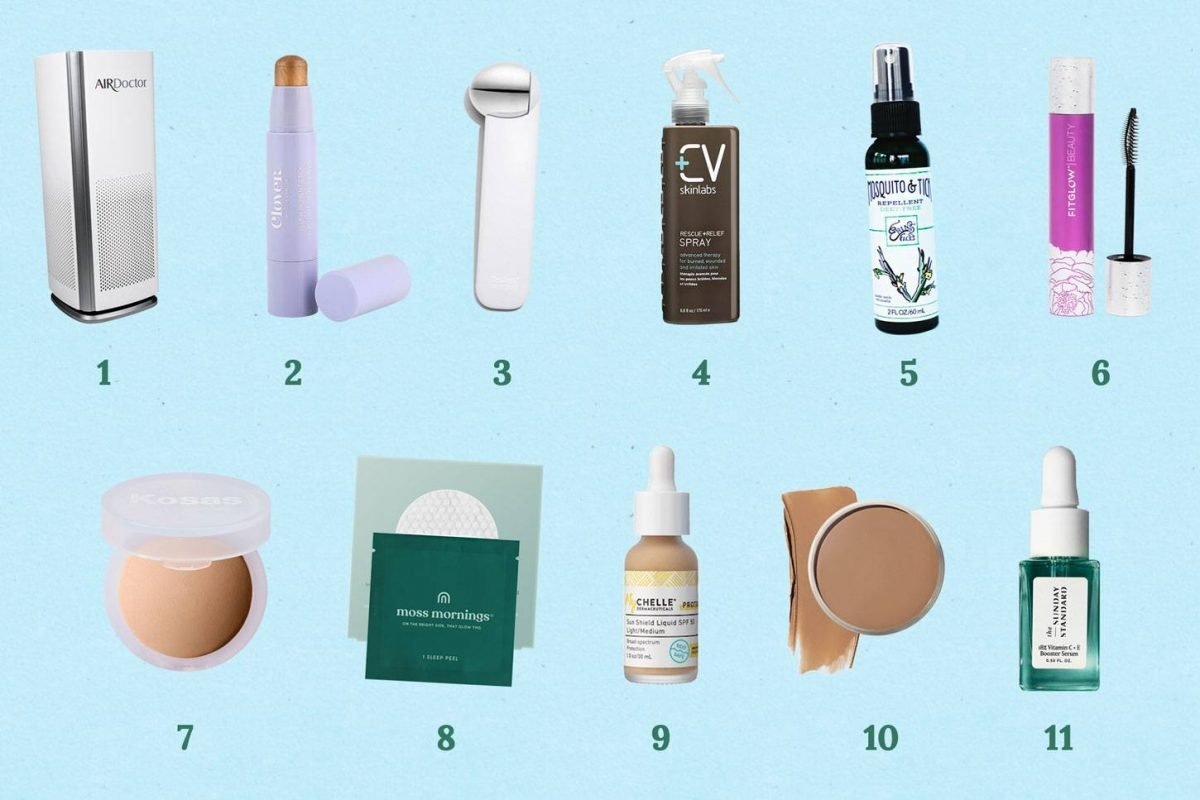 Loving Lately Clean Beauty Products for Summer