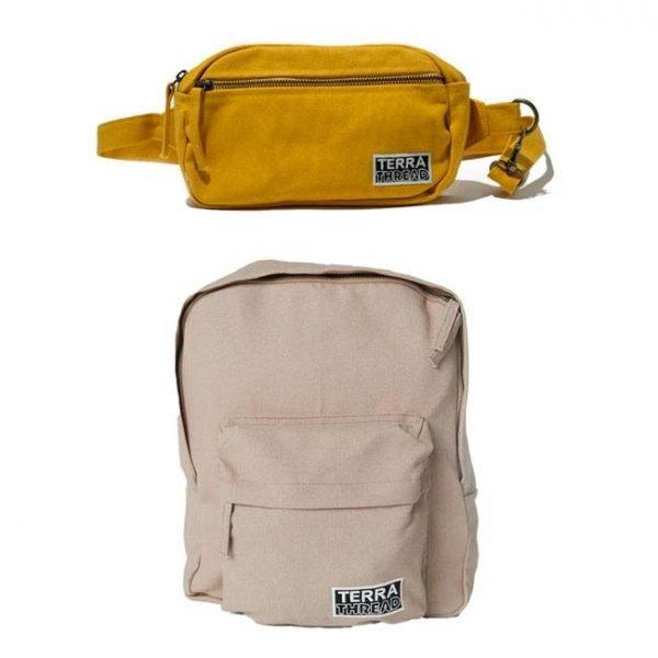 Terra Thread Organic Cotton Backpacks