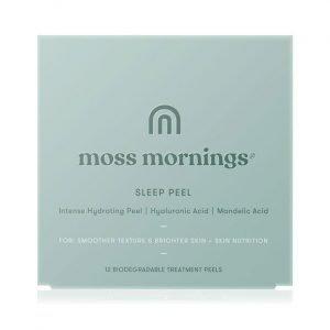 Moss Mornings Sleep Peels