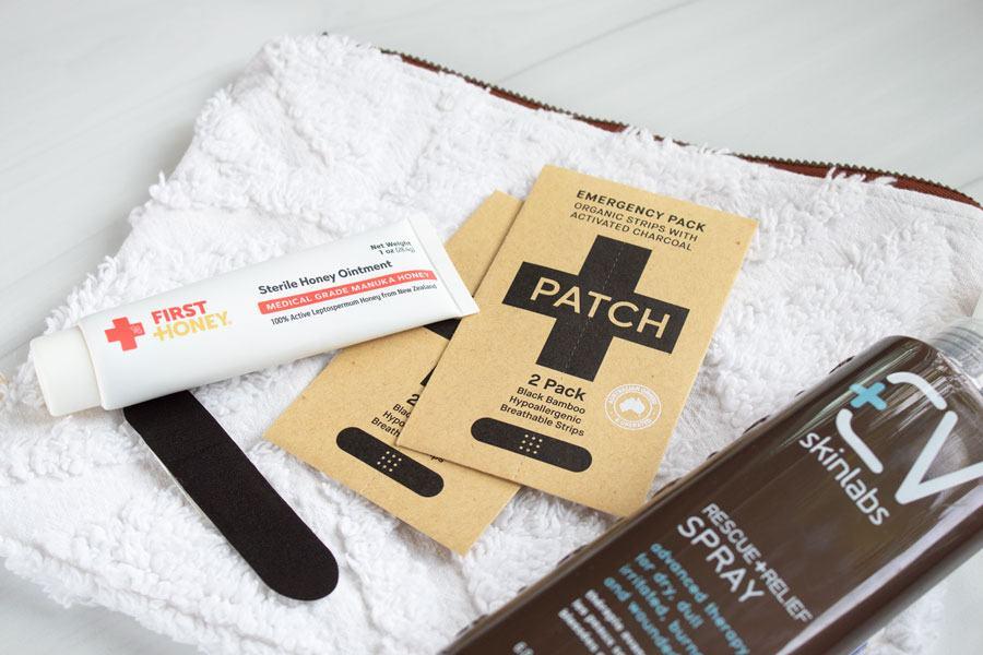 First Aid Kit Essentials