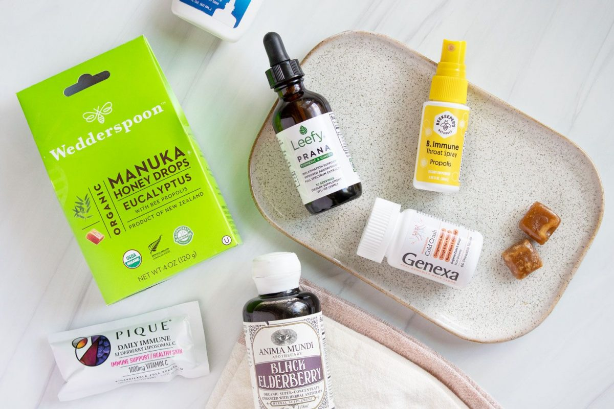 A Look Inside My Holistic Medicine Cabinet: My Go-To Natural Remedies